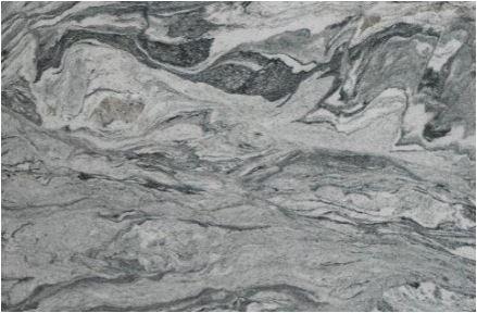 3cm Cloudy White Granite