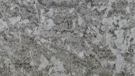 Alaska White Polished 3cm
