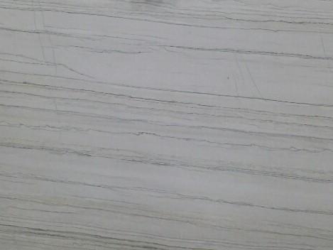 White Macaubas Leathered 3CM