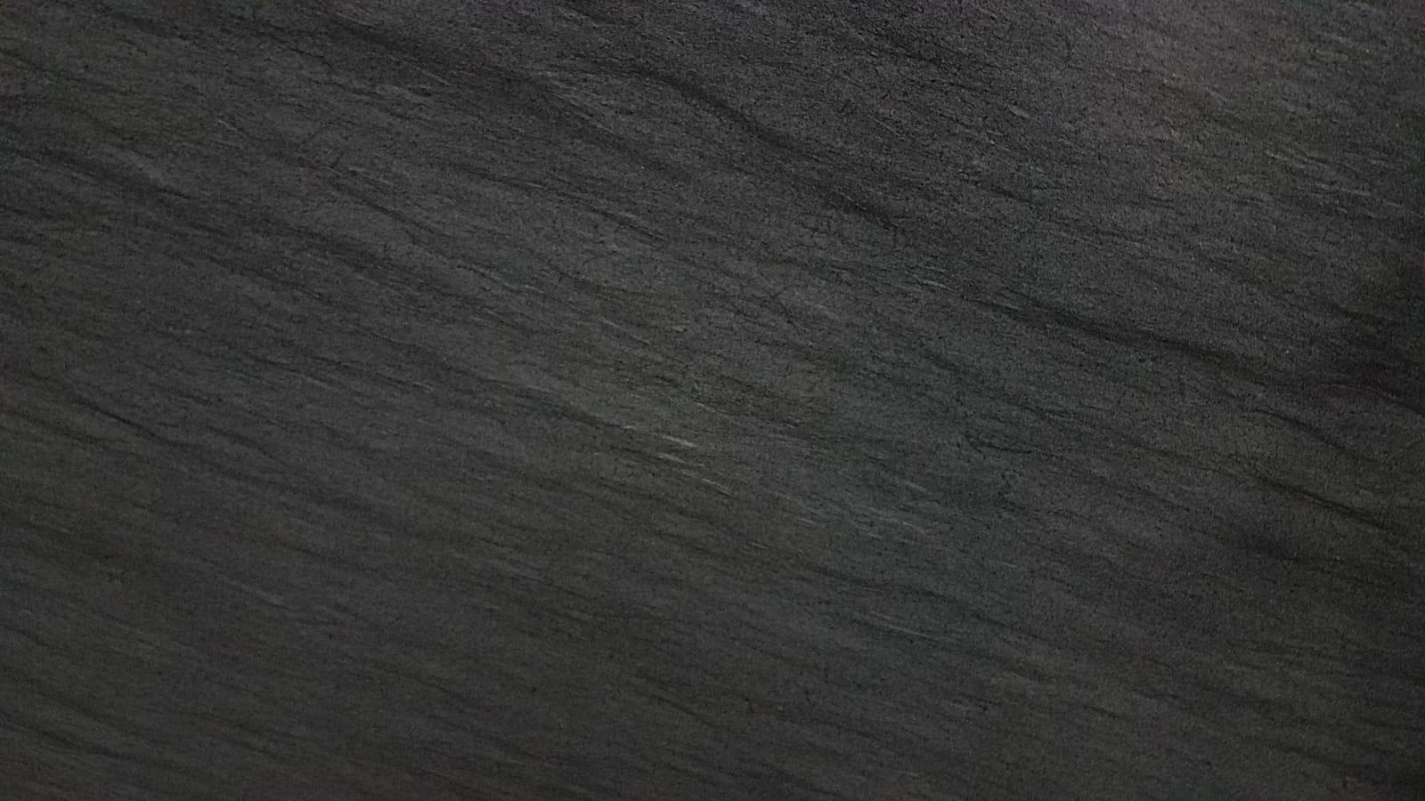 Black Anthracite Leathered 3CM