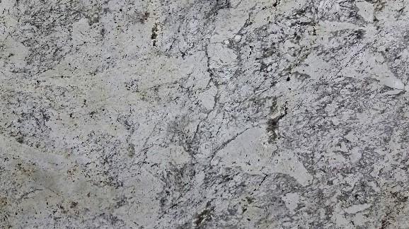 Siena White Leathered 3cm