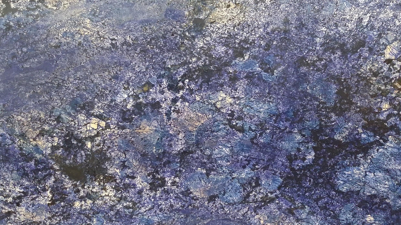 Blue Agata Polished 3CM