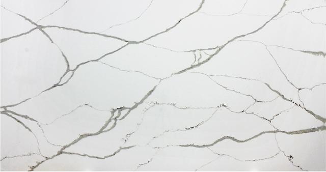 Bianco Oro TerraStone Quartz 3CM